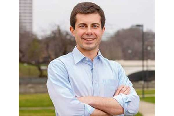 Mayor Pete Buttigieg Photo 600x400