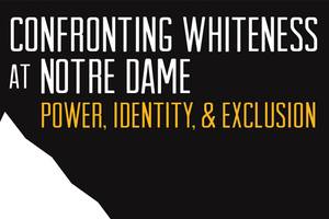 Confronting Whiteness Event