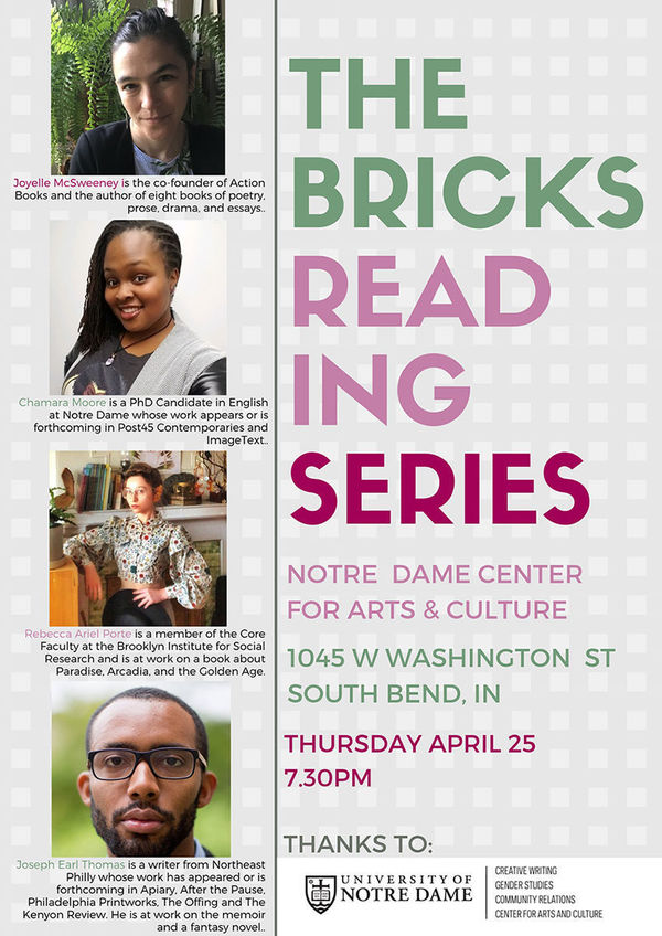 Brick Reading Series