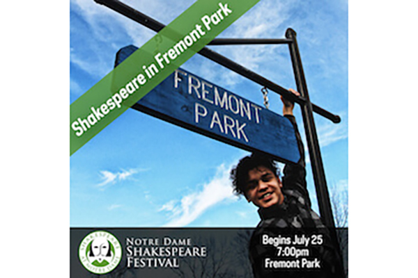 Shakespeare In Fremont Park 600x400