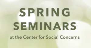 Screen Shot Spring Seminars