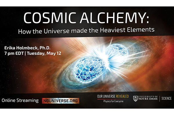 Ouruniverse Cosmic Alchemy