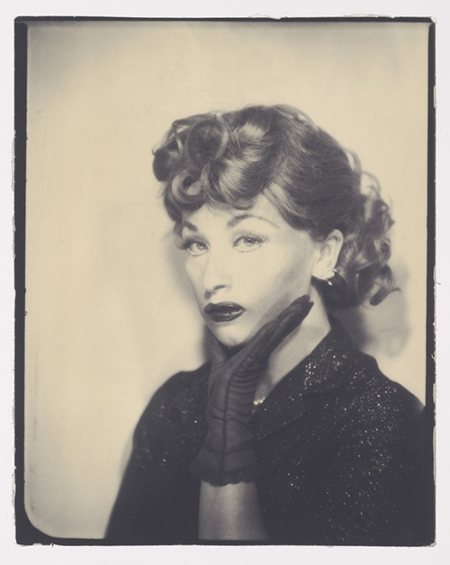 Snite Photography Exhibition Lucilleball