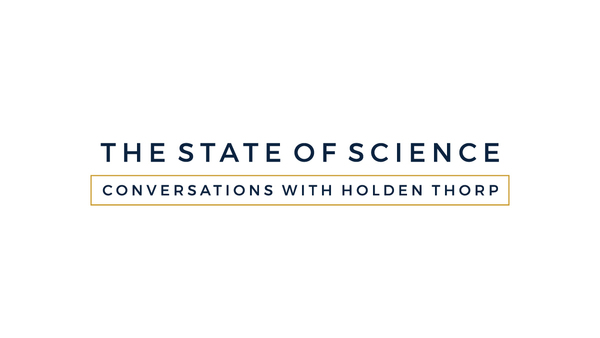 The State Of Science Series Logo